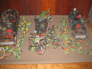 Painters Choice: Orks (DaFlo)