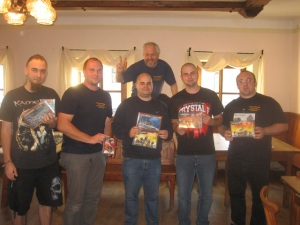Die Preistrger: Kharnath (2), Schwarzmaler, Tom (2), Asmodei, Lord Ragnar