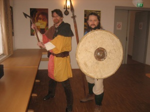 SAGA Imbolc Battle Day
