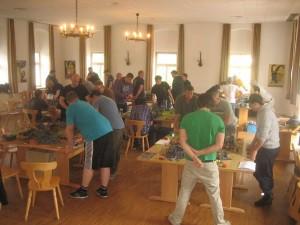 40K Doubles-Turnier 16.05.2015