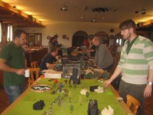 Gaming Day der Grünen Horde 24.10.2015
