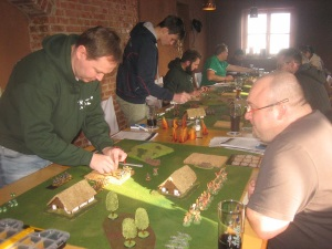SAGA-Turnier der Grünen Horde 21.01.2017