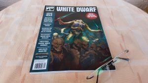 Distant Drums #01: White Dwarf Ausgabe 452 (Mai/Juni 2020)