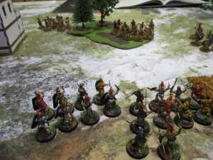 Historical Friday 25.06.2021 & AoS-Dominion-Testspiel